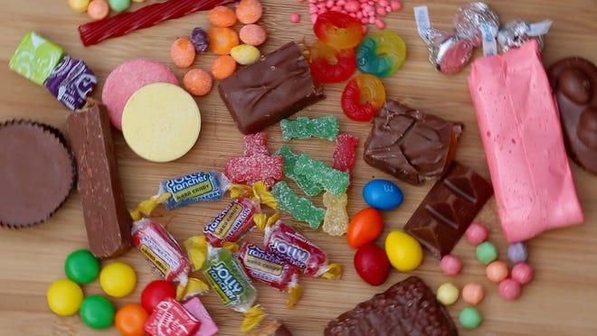 New Survey Reveals Americas Favorite Halloween Candy