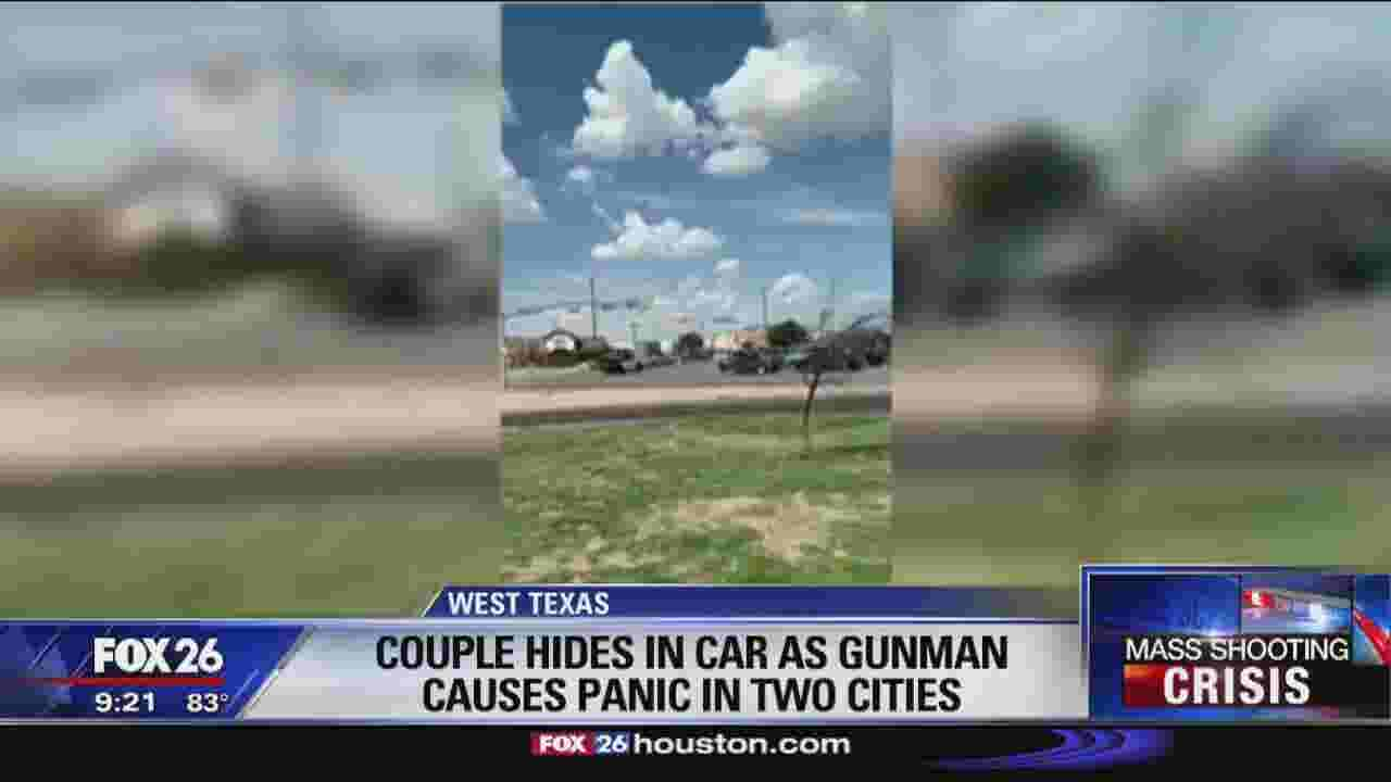 At least 5 dead in mass shooting in Midland-Odessa, Texas
