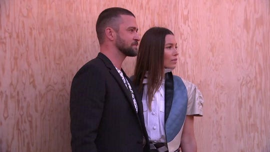 Justin Timberlake says family life with Jessica Biel and son is like a 'baptism'
