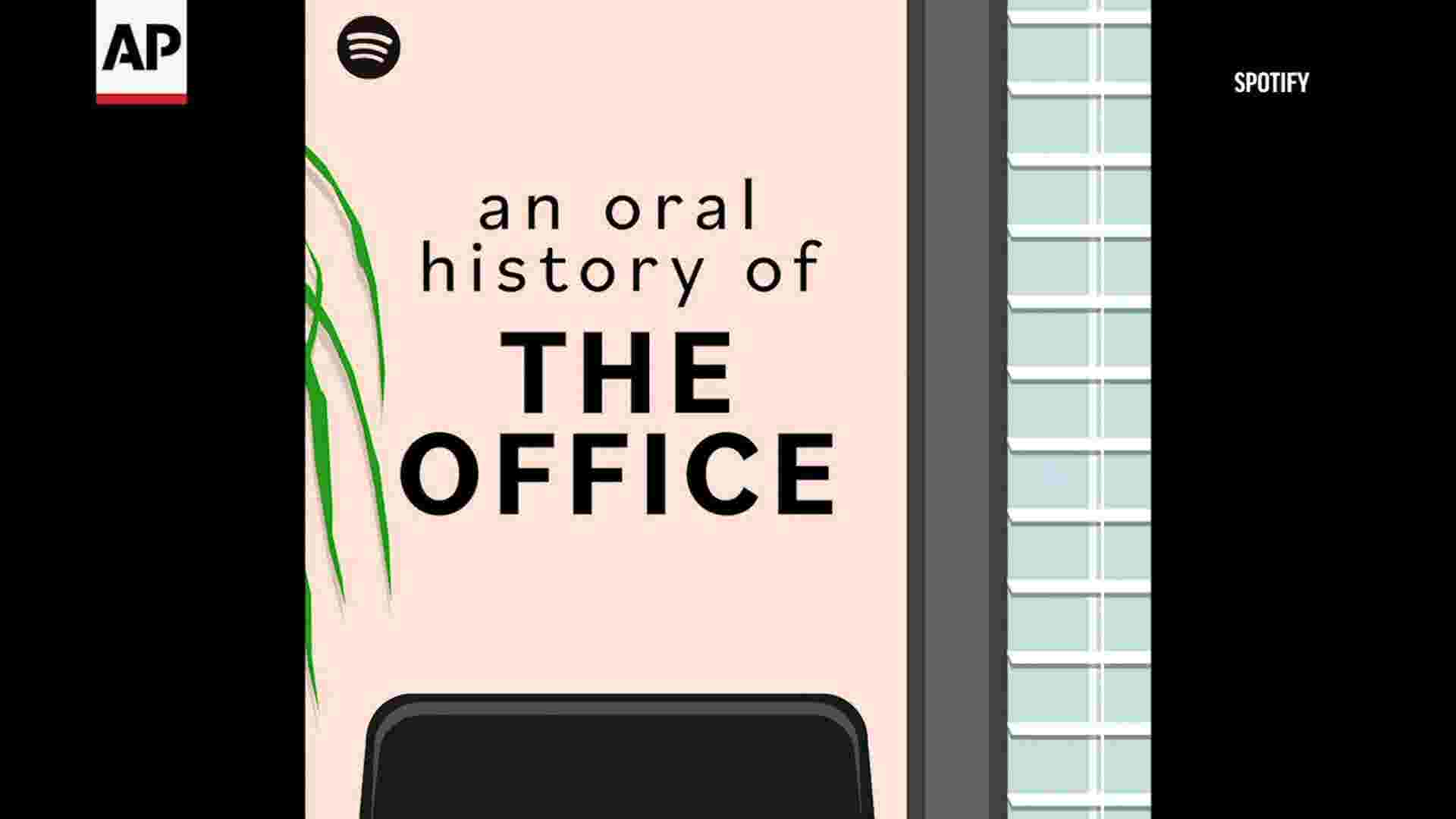 New podcast explores how 'a billion things' went right for 'The Office' to become a hit