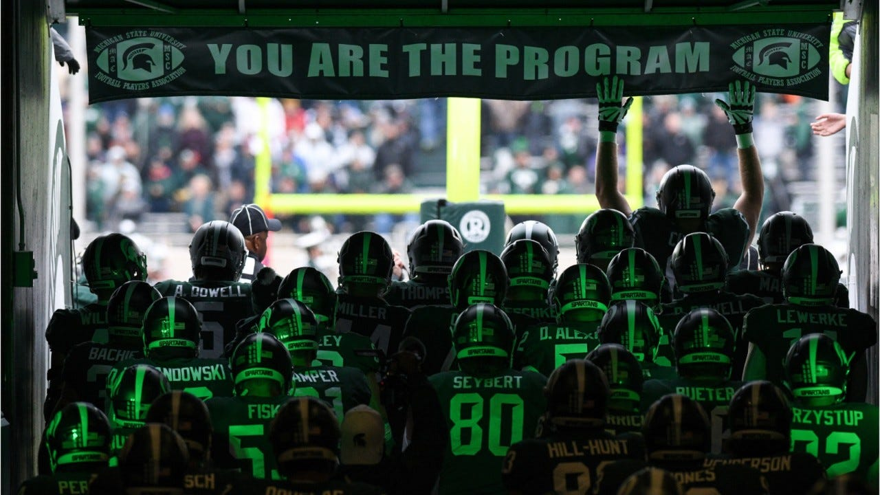 Former Michigan State Football Player Wants To Pay Your
