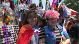 Rockland County's 21st Pride Sunday took place in downtown Haverstraw Village on June 23, 2019. Video by Nancy Cutler/lohud