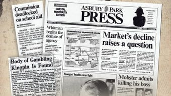 History headlines: Front page news for July 21