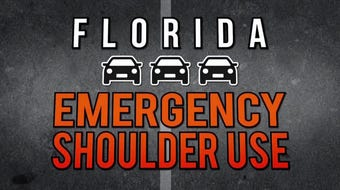 Emergency Shoulder Use  is Florida's strategy to increase traffic capacity during major hurricane evacuations using existing paved shoulders.
