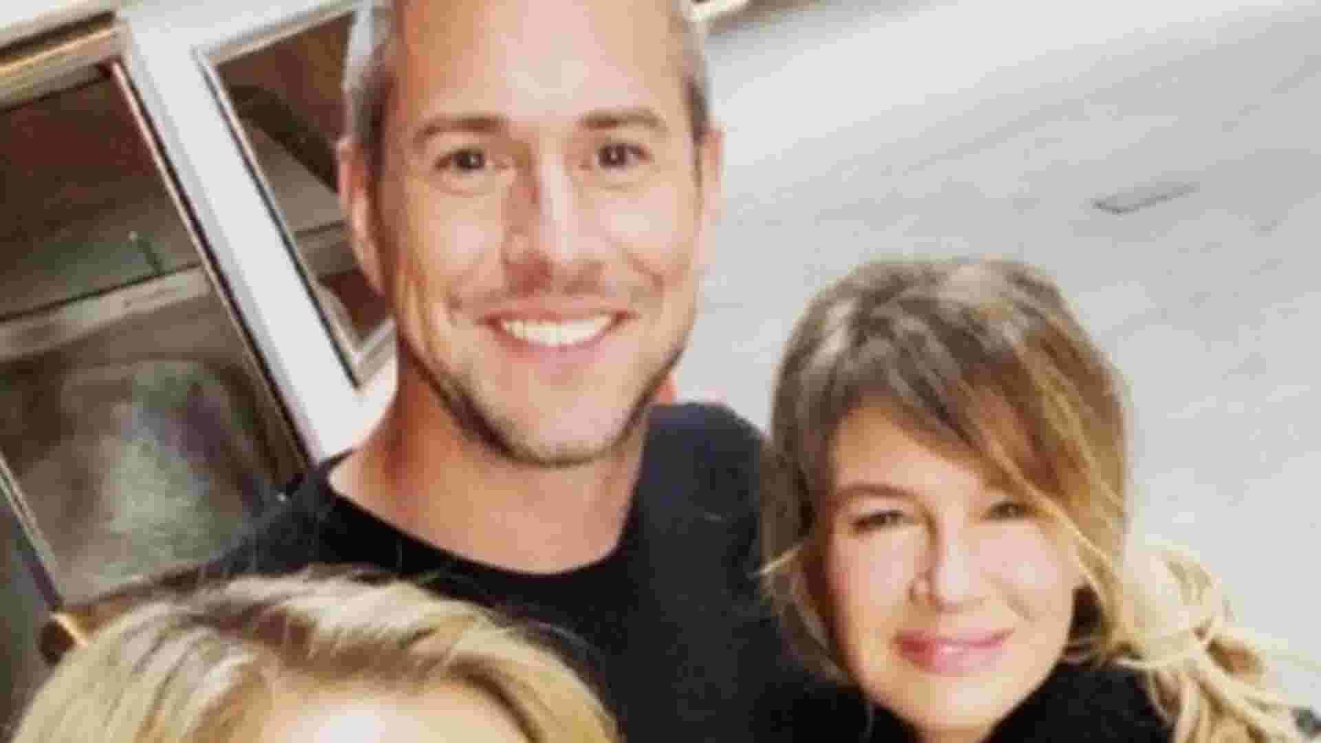 Renée Zellweger and new boyfriend Ant Anstead are Instagram official