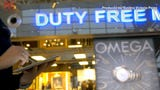 How is duty-free shopping tied to global warming? This airline is taking care of the environment by not selling you those tax-free items.