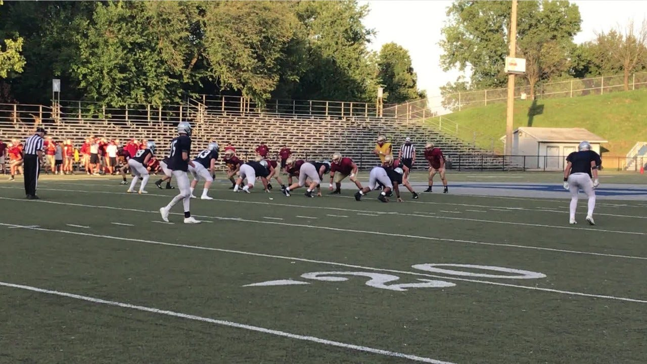 Takeaways From The Reitz Vs Mater Dei Football Scrimmage