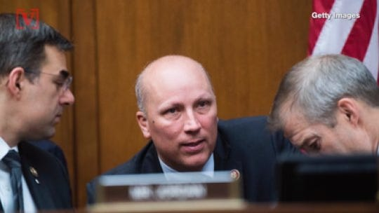 'Who is the a--hole': The congressman who missed his anniversary to keep lawmakers voting until 4 a.m.