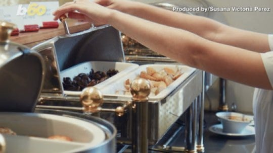 8 things to avoid at the cruise-ship buffet if you want to keep your stomach ship-shape