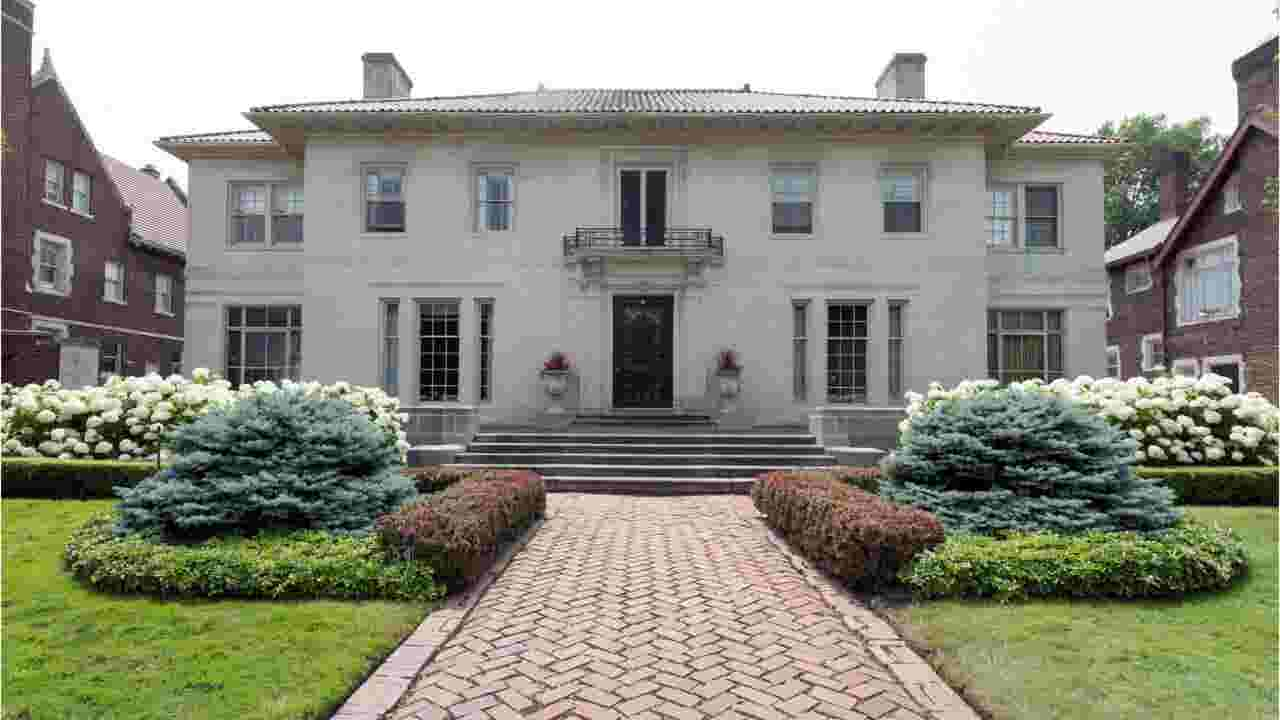 John F. Kennedy, Martin Luther King Jr. were guests in $2.1M Detroit mansion