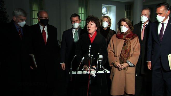 Biden, les démocrates soulèvent le COVID-19 cette semaine.  Voici ce que nous savons