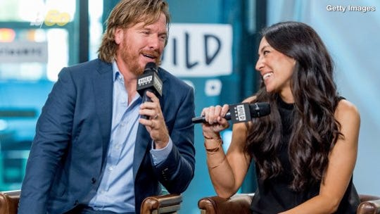 'Things were so hard for us': Joanna Gaines recalls when she and Chip were just getting by