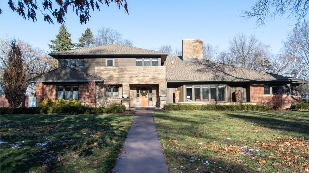 Detroit Home In Palmer Woods Renovated To Full Midcentury Modern