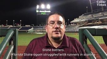 Corpus Christi Caller-Times' Quinton Martinez breaks down Texas Tech's 4-1 win over Florida State