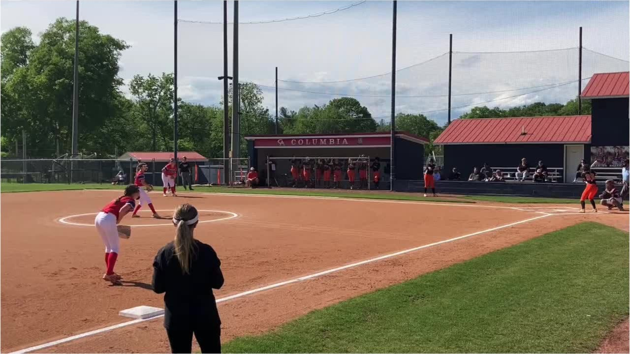 TSSAA Softball Highlights: Columbia Academy 5, MTCS 3