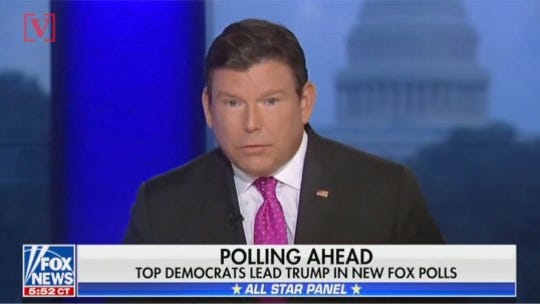 Bret Baier fires back at Trump's Fox News-bashing, challenges him to an interview