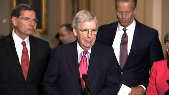 McConnell rebukes Trump administration: Syria withdrawal is a 'grave strategic mistake'