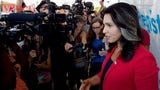 If you have ever wondered about the gray streak in Rep. Tulsi Gabbard's hair, the Hawaiian Congresswoman shares the truth behind her strands.