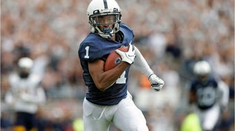 Penn State's fastest player is a walk-on safety you might not know at all. He may just have one of the top 40-yard times in the nation.