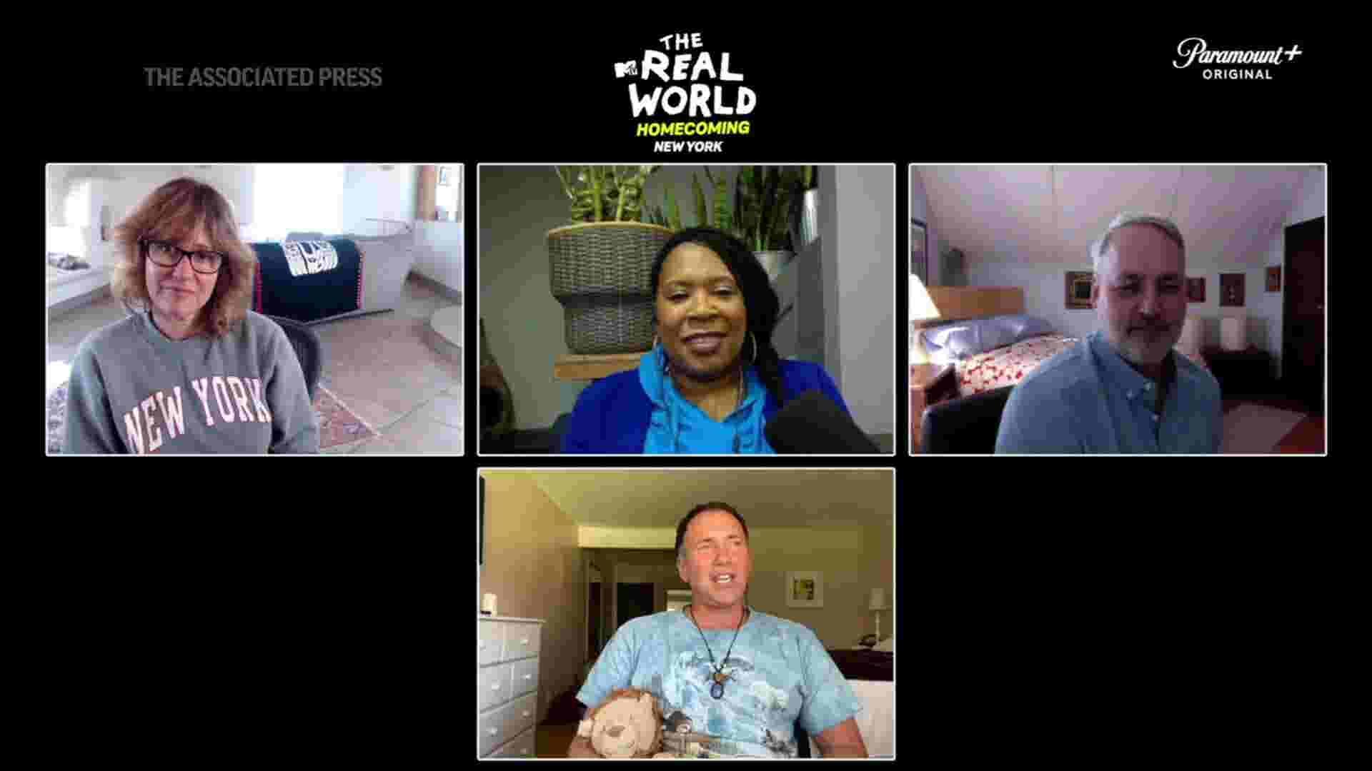 Pioneering original'Real World' cast talk reuniting for docuseries thumbnail