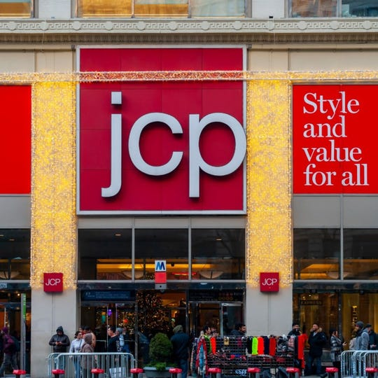 J.C. Penney files for Chapter 11 bankruptcy, plans some permanent store closings