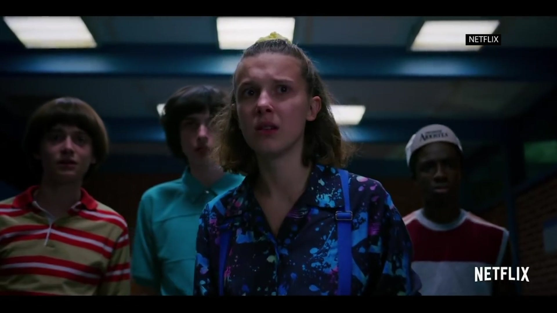 'Stranger Things' cast promises scary, mature new season