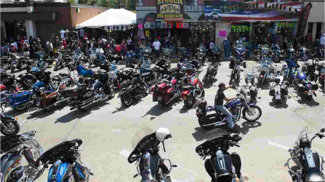 Sturgis Motorcycle Rally 2019: Woman identified in second Sturgis