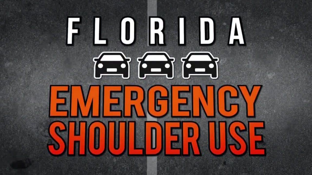 Hurricane Evacuations: Keep traffic moving with the ESU (emergency shoulder  use)