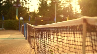Farmington, Bloomfield and San Juan College have pickleball courts. Here is a brief description of the growing sport.