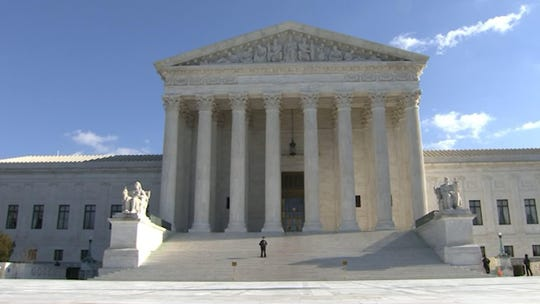 Supreme Court grants Trump's request to temporarily block two banks from disclosing his financial records