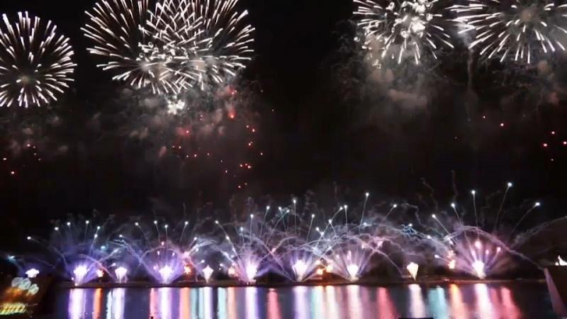 This country took first place at the International Fireworks Festival
