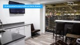 Renovated luxury suites at Hertz Arena