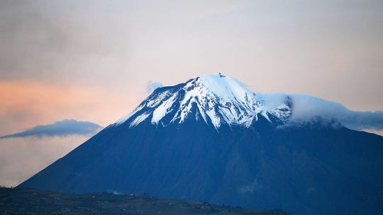 Ecuador's 'throat of fire' volcano showing signs of 'potential collapse,' study shows