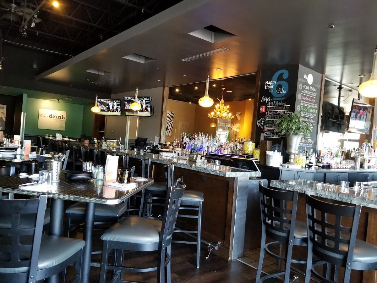 Table Six Kitchen Bar North Canton Oh Usa Today Support Local Businesses