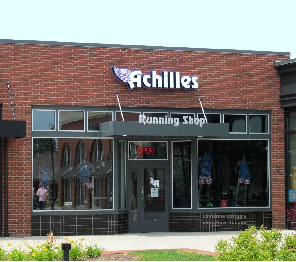 Achilles Running Shop - Erie, PA   USA