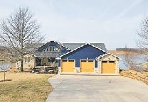 Open Floor Plan, Vaulted Ceilings, Fireplace, Finished Walk Out Basement,  U0026 Walls
