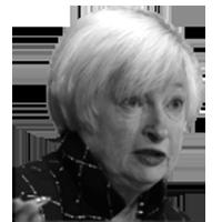Portrait of Janet Yellen