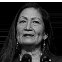 Portrait of Debra Haaland