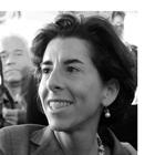 Portrait of Gina Raimondo