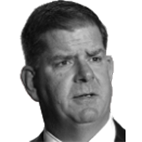 Portrait of Marty Walsh