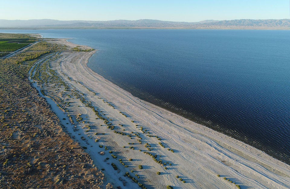 Salton Sea: The Salton Sea's crisis, explained - USA TODAY