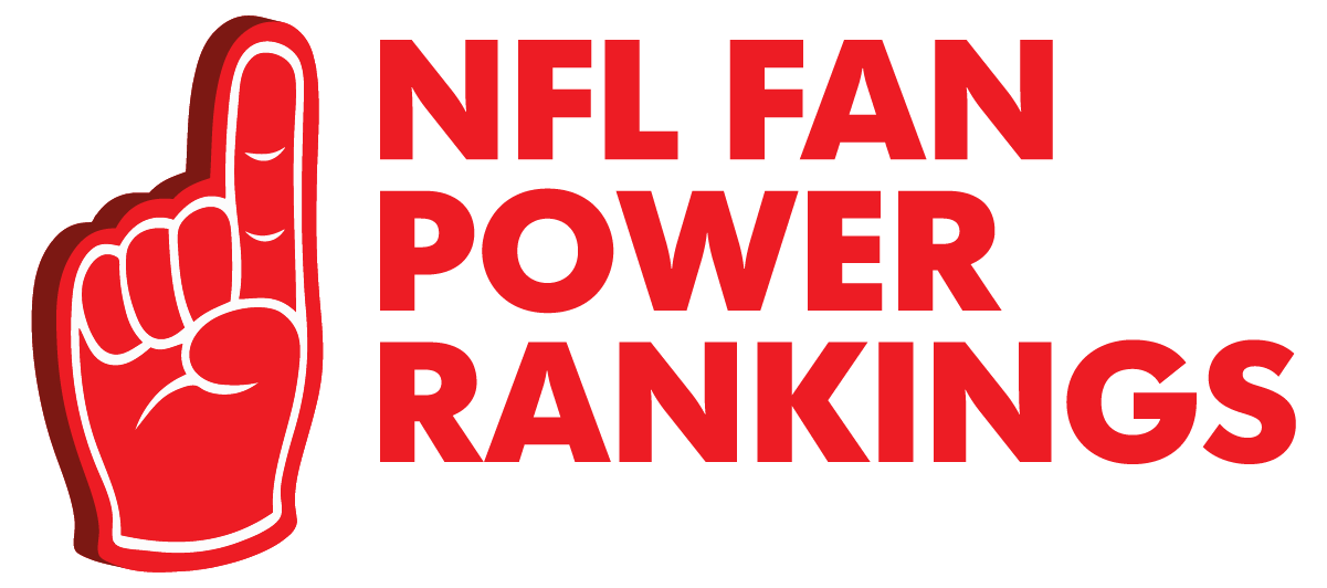 NFL fan power rankings: Make your picks and compare to our experts!