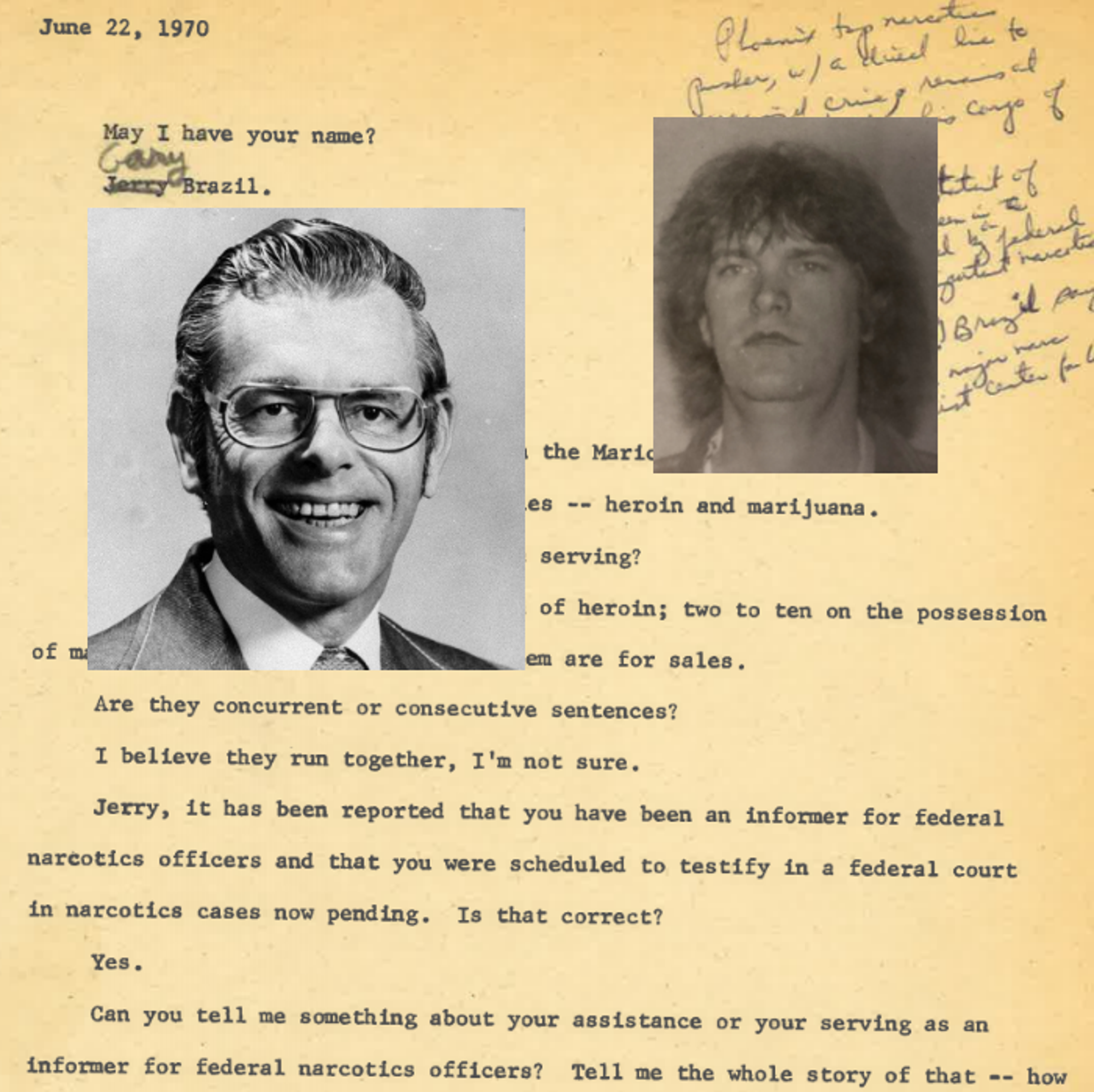 Don Bolles files: The drug informant who was set on fire