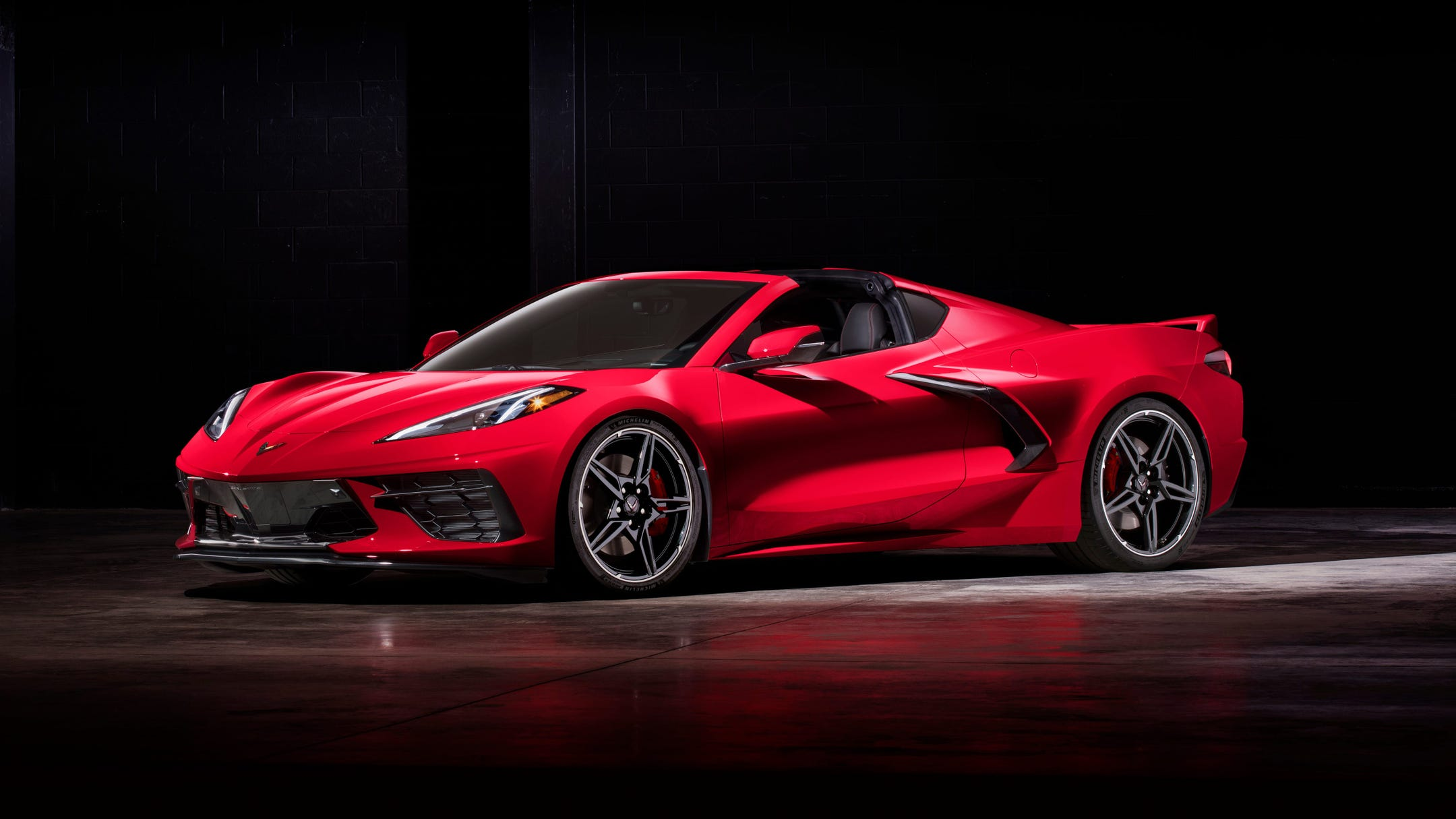 C8 Corvette Release Date >> Free Press Car Of The Year 2020 Corvette Delivers On