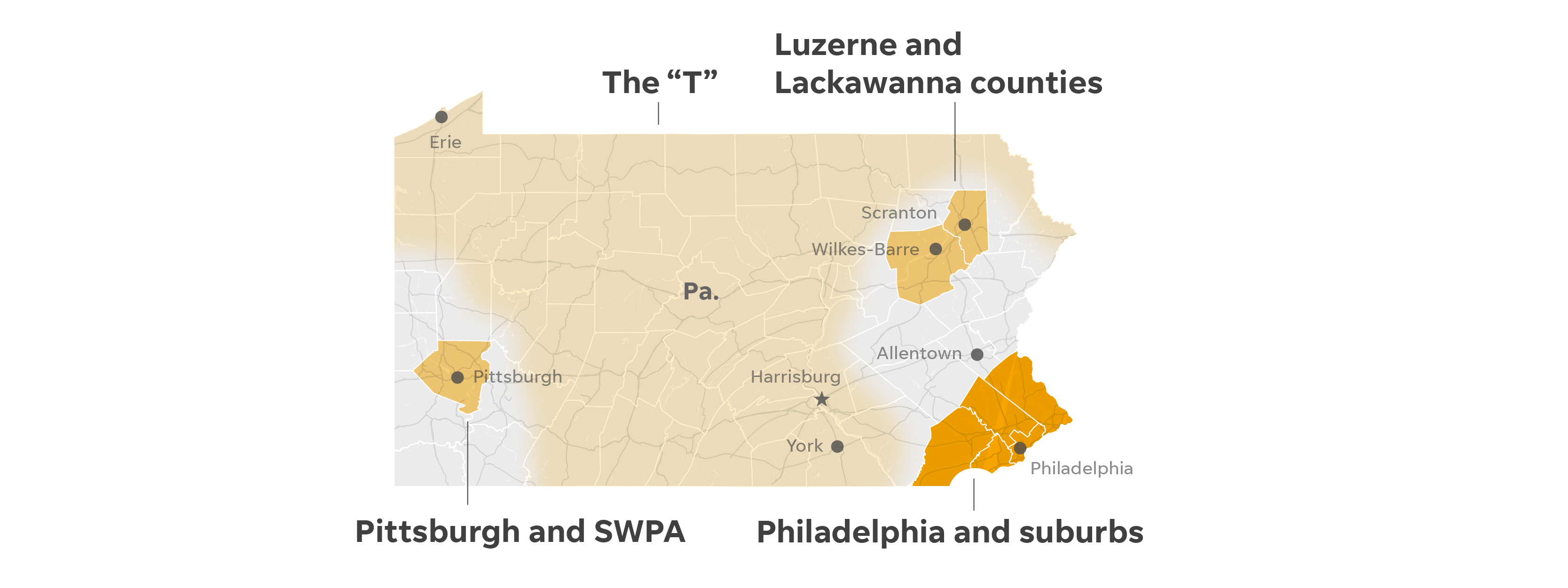 Picture of: Can Trump Hang On To Pennsylvania Swing State Key To 2020 Election