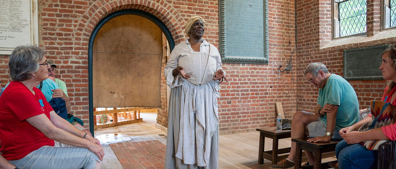 She was captured, enslaved and she survived. Meet Angela, the first named African woman in Jamestown