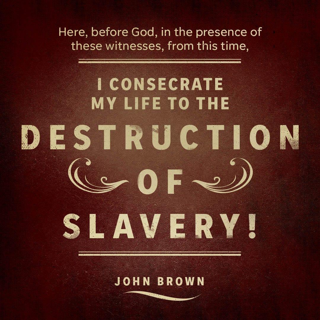john brown quote