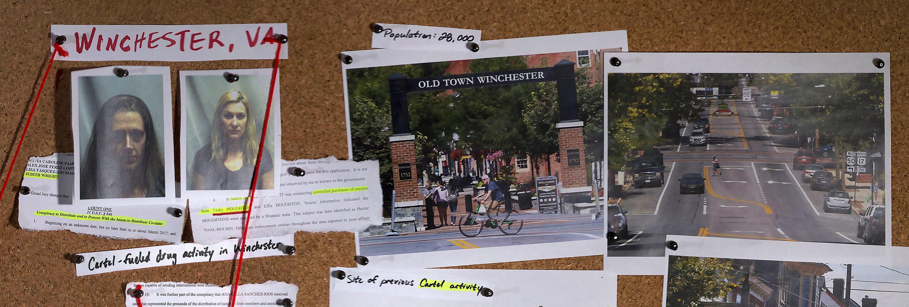 Winchester cartel link fuels expanding investigation
