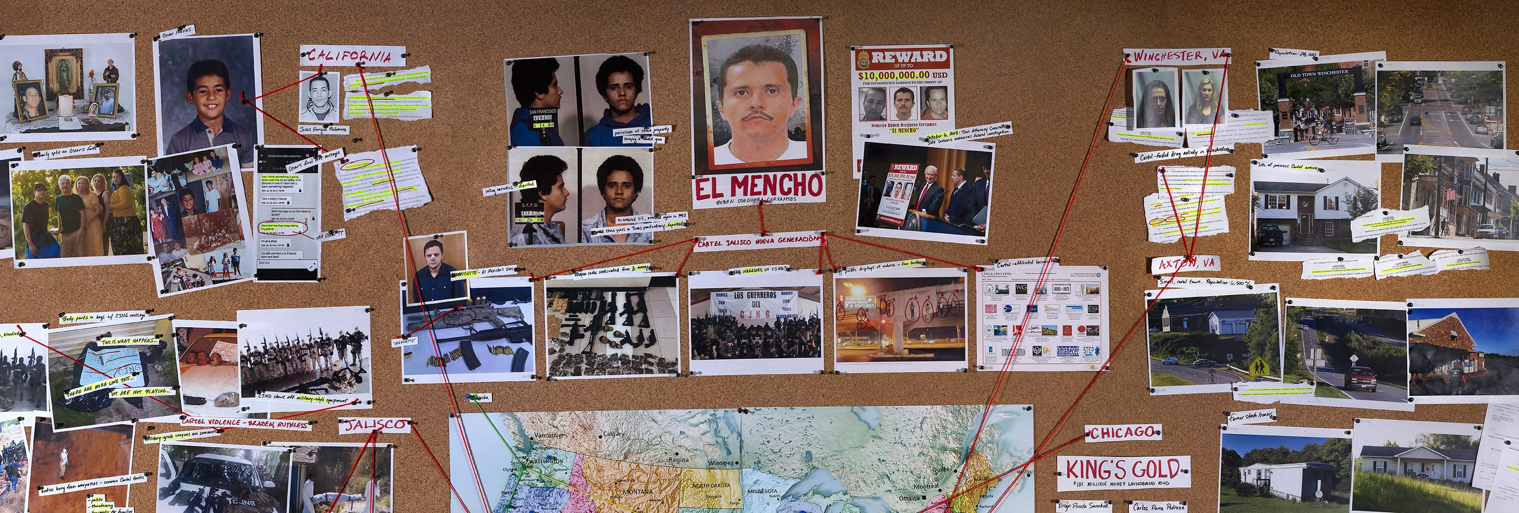 Will El Mencho ever be captured?