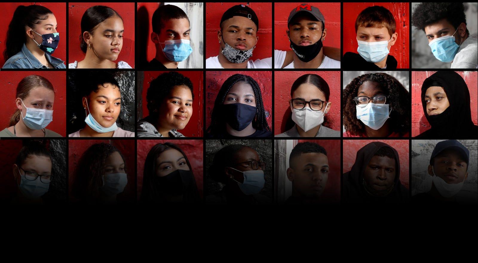 Teens Share Their Feelings On Coronavirus Racial Inequity